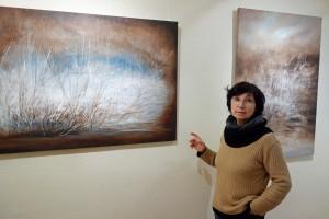 Exposition à La Lionne décembre 2013